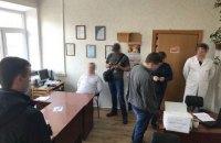 Співробітник Департаменту охорони здоров'я КМДА і лікар-ортопед попалися на хабарі