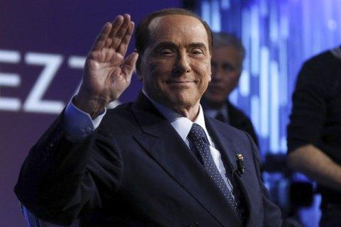 Берлусконі одужав від коронавірусу