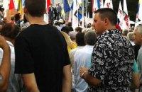 «Повстання» в Донецьку. «Урки» відмовилися бити опозицію