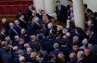 """ПР збирає підписи під проханням до Януковича про прем'єра-""""регіонала"""""""