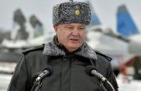Порошенко впевнений, що США та інші країни погодяться дати Україні зброю