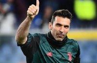 Буффон - первый футболист, достигший отметки в 650 матчей в Серии А