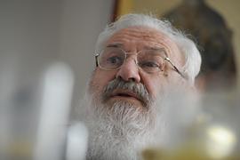 Кардинал Любомир Гузар: Братиму участь в житті Церкви і суспільства