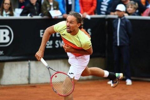 Долгополов не смог одержать победу в финале турнира ATP