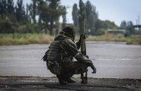 Окупанти на Донбасі вісім разів порушили режим припинення вогню