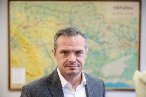 Славомиру Новаку вручено украинское подозрение