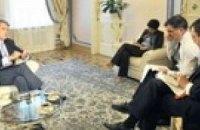 Ющенко: выборы определят, где будет Украина - в Европе или в Азии