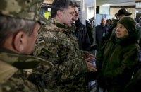 Порошенко пообещал безопасность избирателям на Донбассе