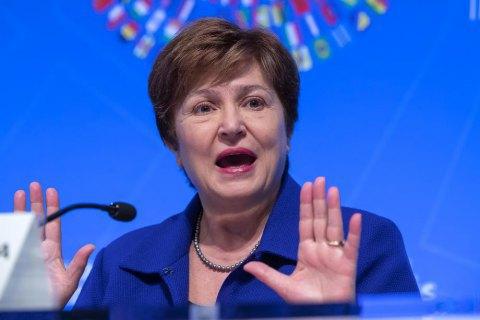 Миссия МВФ посетит Украину в сентябре, - Георгиева