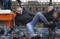 Полиция задержала лидеров российской оппозиции