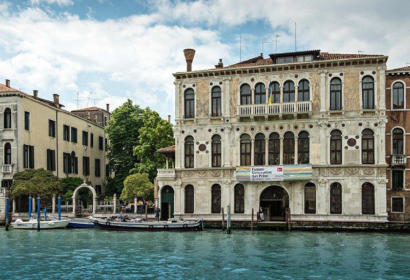 Палаццо Контарини Полиньяк, место проведения выставки FGAP