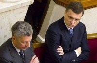 """Бойко и Левочкина исключили из фракции """"Оппоблока"""""""