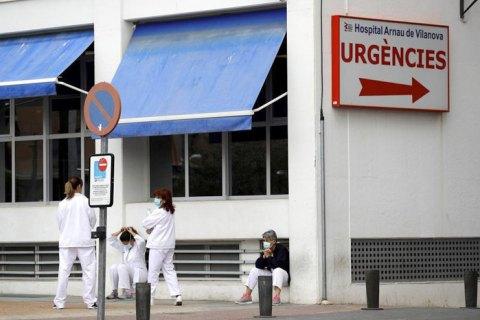 В Іспанії за добу від коронавірусу померли 514 осіб, вилікувалися 439