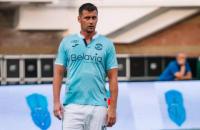 Мілевський удостоївся від УЄФА привітання з днем народження