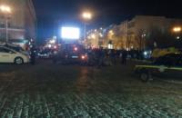 В центре Харькова стреляли