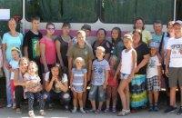 Социальная акция ассоциации «ЦЕНТР» для семей погибших военнослужащих, силовиков и добровольцев