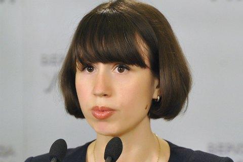 Нардеп Чорновол запропонувала Зеленському обміняти її на військовополонених моряків і Сенцова