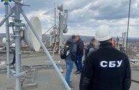 СБУ заблокировала вмешательство в радиочастоты подразделений ООС на Донбассе