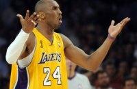 "НБА: ""хромой"" Коби накидал 30 очков"