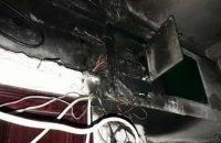 В Покрове ночью горели восемь электрощитовых в семи домах