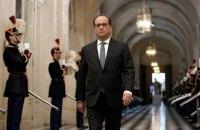 Олланд призвал Россию и Турцию к деэскалации конфликта
