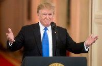 Трамп знову підтвердив свій намір брати участь у наступних президентських виборах