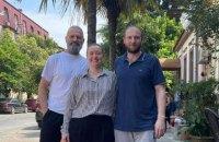 У Грузії перед візитом Зеленського звільнили українських моряків, засуджених за незаконний перетин кордону