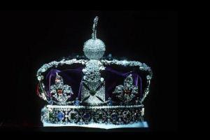 В Лондоне покажут драгоценности Елизаветы II