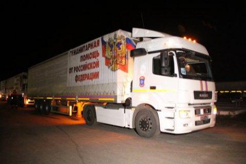 ОБСЕ: Россия использует перемирие для поставок оружия на Донбасс под видом гуманитарных грузов