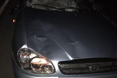 Водитель на переходе в Днепре насмерть сбил двух мужчин