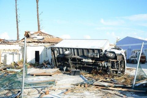 """Жертвами урагана """"Дориан"""" стали более 40 людей"""