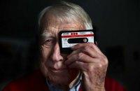 Изобретатель аудиокассеты Лу Оттенс умер в возрасте 94 лет