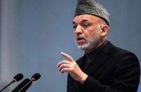 """Карзай застеріг від іноземного """"втручання"""" в афганські вибори"""