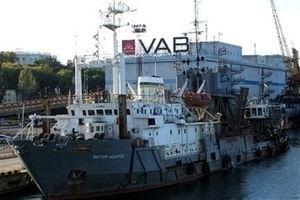 Украина на втором месте по количеству жертв пиратов