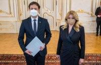 """У Словаччині після скандалу зі """"Спутніком V"""" призначили новий уряд"""