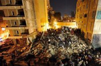 При обрушении зданий в Рио-де-Жанейро погибли шесть человек