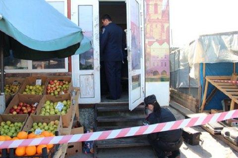 В Житомире на рынке застрелили мужчину