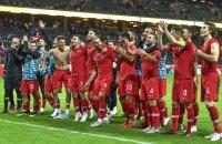 Команда Луческу, програючи два м'ячі, обіграла збірну Швеції в Лізі націй