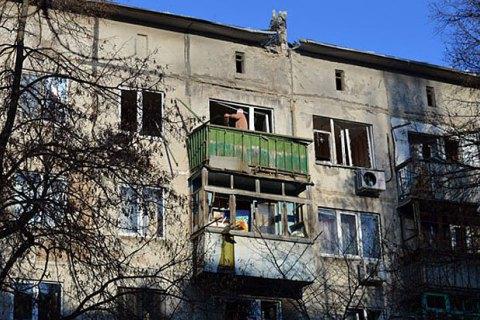 Ремонтники не смогли начать работы на ЛЭП в Авдеевке