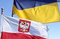 Польша одобрила предоставление Украине 100 млн евро кредита