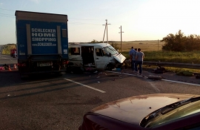 Двое украинцев погибли, семь пострадали из-за ДТП в России