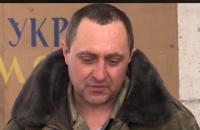 Военные задержали жителя Горловки, воевавшего за боевиков