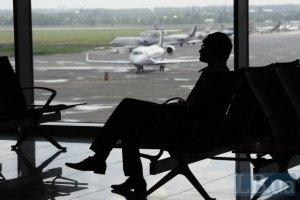 В киевском аэропорту пассажиры пять часов не могли улететь в Грецию