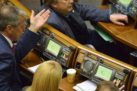 """Рада утвердила """"дорожную карту"""" своей реформы"""