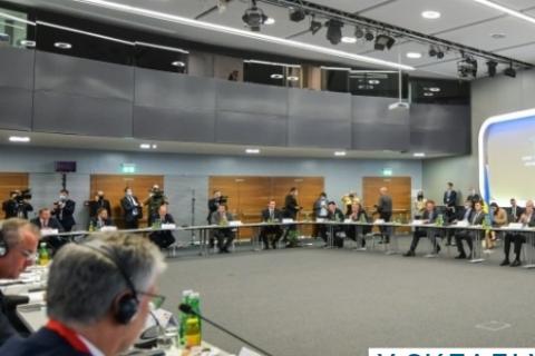"""Украина предложила австрийскому бизнесу принять участие в """"Большой стройке"""""""