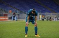 """Ібрагімович пропустить матч Ліги Європи проти своєї колишньої команди - """"Манчестера Юнайтед"""""""