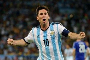 Мессі став спортменом року у Південній Америці