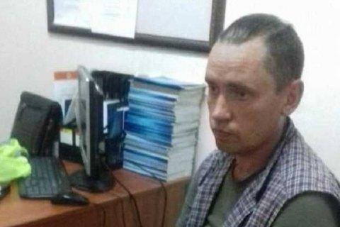 Угрожавший взорвать мост Метро в Киеве бывший военнослужащий Белько помещен в психбольницу