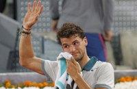 Дімітров радий, що його нарешті перестали порівнювати з Федерером