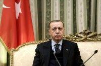 Порошенко привітав Ердогана з переобранням на пост президента Туреччини